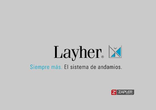 Layher Perú S.A.C. recomienda Zapler para servicios adicionales como post-venta.